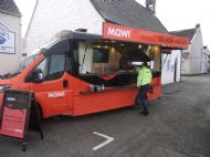 The MOWI Salmon Wagon